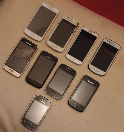 Lote Telémoveis Samsungs vários Modelos para Aproveitamento de Peças