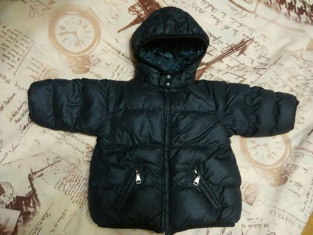 Курточка для мальчика на 1 год