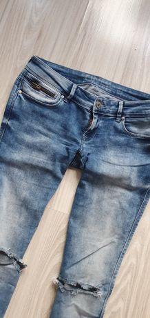 Spodnie jeansy 36 only