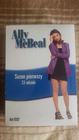 Ally Mcbeal-sezon 1