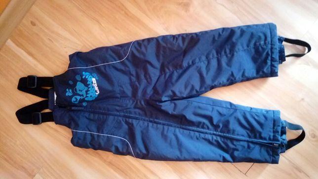 Spodnie zimowe, narciarskie ocieplane 94/101 104