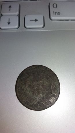 Денга 1750г.