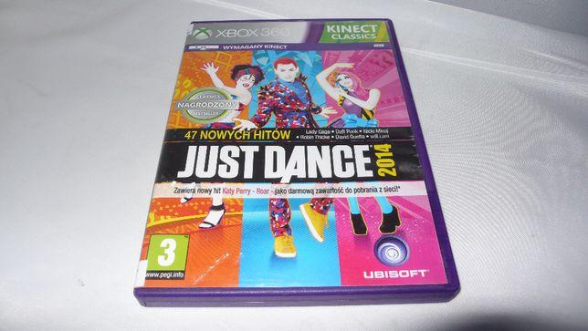 Gra do XBox 360 Just Dance 2014 nauka tańca tańczenie do Kinect XBox