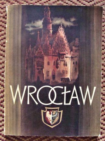 Książka Wrocław PRL, Dolny Śląsk