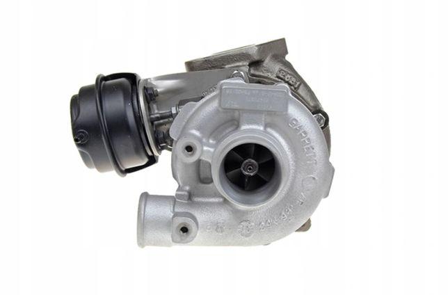 Турбина BMW 2.0 M47D E46 E39 700447 11652248901