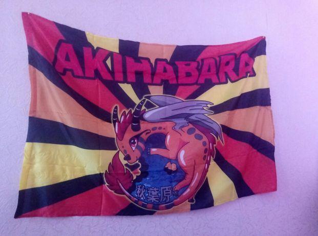 Аниме. Флаг. Акихабара