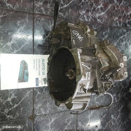 Caixa de velocidades manual Volkswagen Touran Seat Toledo 2.0Tdi   Ref: GNE