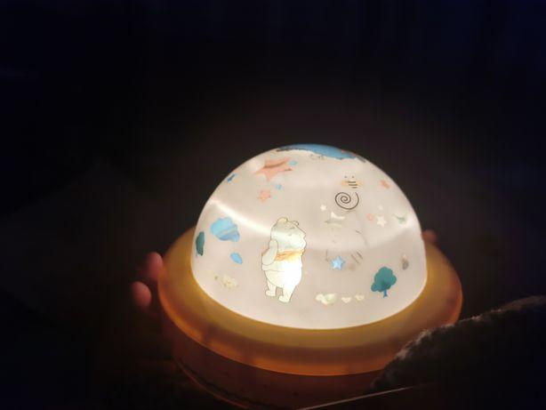 Ariete Disney Projektor Lampka nocna z pozytywką