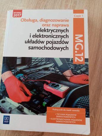Podręcznik szkolny - obsługa, diagn oraz naprawa