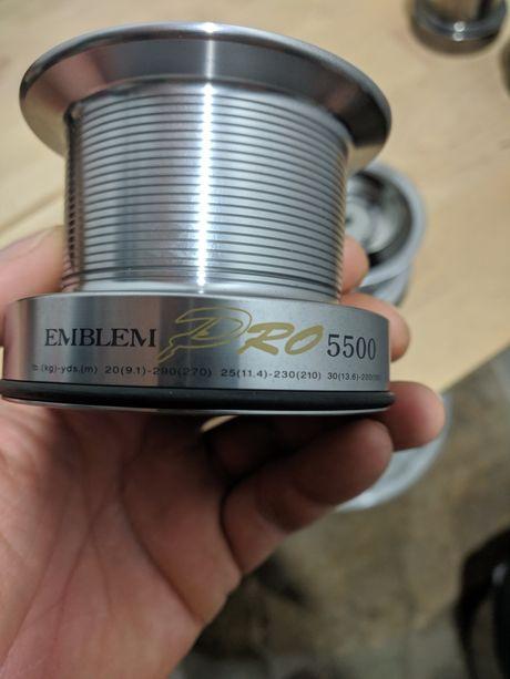 Bobine Daiwa Emblem Pro 5500