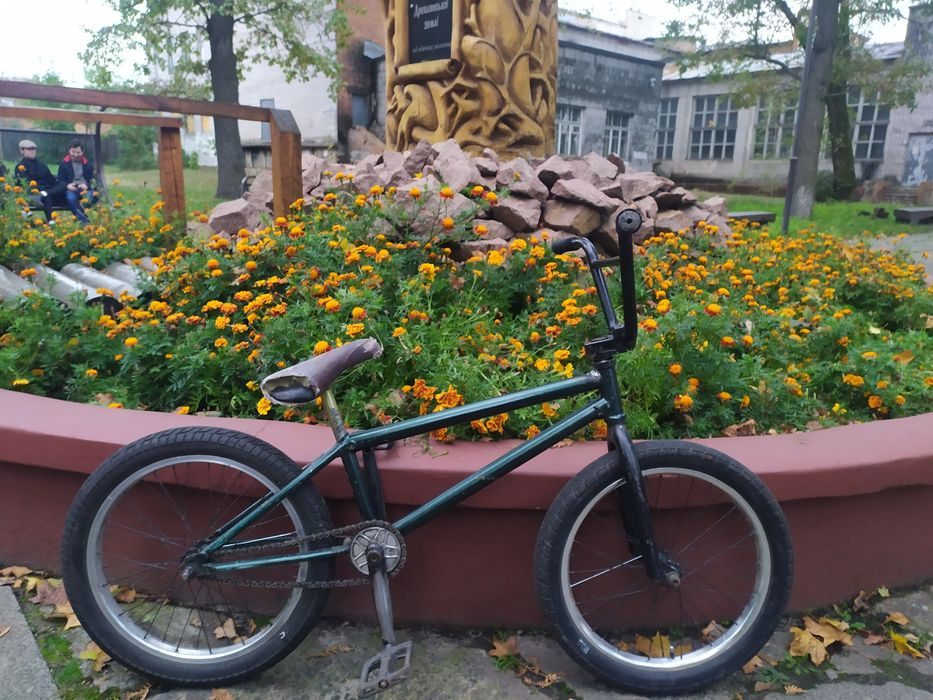 Продам BMX не дорого Малин - изображение 1
