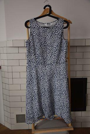 Sukienka w groszki rozm. 40