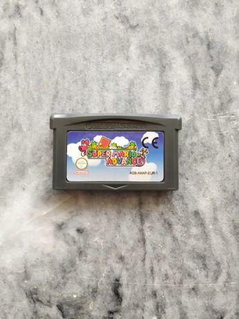 Jogo Super Mario Advance