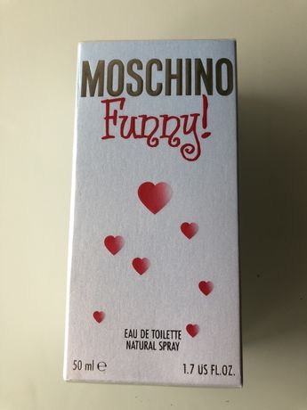 из Duty Free Туалетная вода Moschino Funny