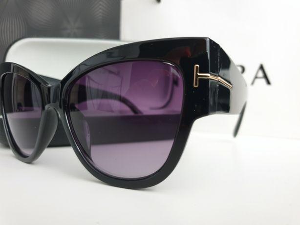 Okulary Polaryzacyjne Damskie Przeciwsłoneczne Poliwęglan TOMFCZA