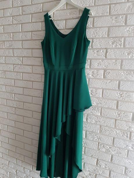 Suknia sukienka hiszpanka na wesele impreze rozmiar 44