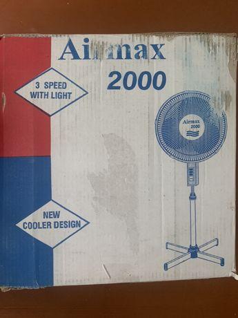 Продам Новый! напольный вентилятор Airmax 2000