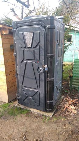 Toaleta TOJ TOJ z wyjmowanym pojemnikiem!!! Półtoraroczna.