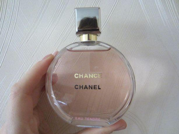 Срочно Chanel chance edp eau tendre 100 ml оригинал парфюм