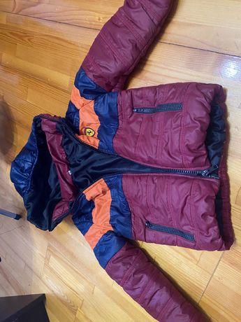 Демисизонная куртка, для хлопчика