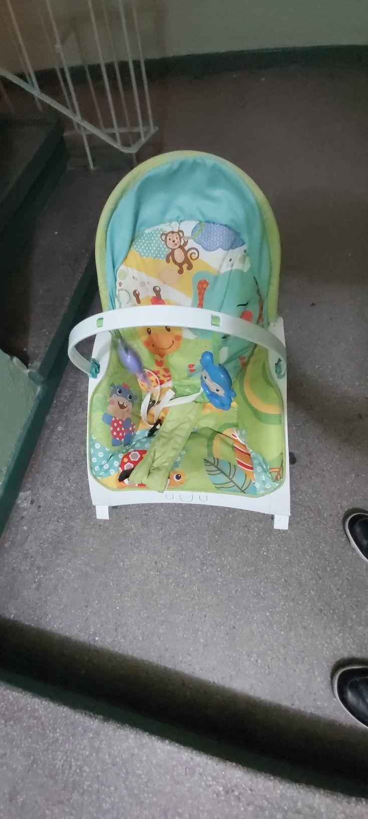 Bujak krzesło i lezak