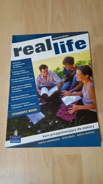 NOWY Real Life Intermediate Student's Book