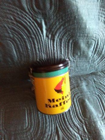 Puszka po kawie oryginalna