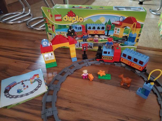 Lego duplo 10507 (железная дорога)