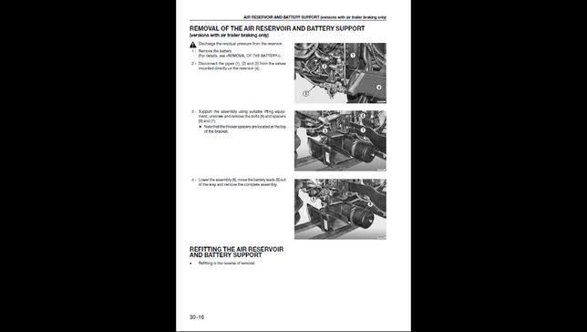 Agrotron 106mk3 do 165km3 instrukcja napraw!