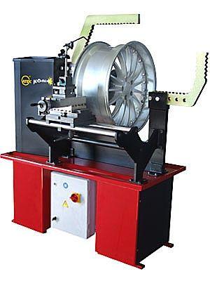 Zamienie pieniądze za maszyna do prostowania prostowarka felg