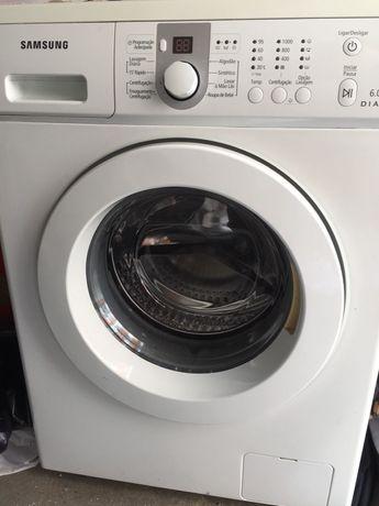 Máquina de lavar roupa Samsung - peças