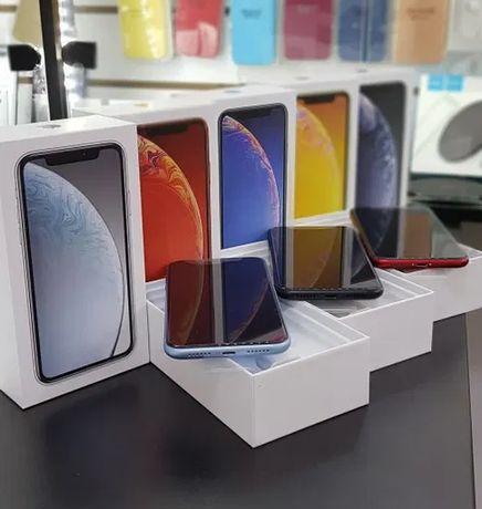 ЛОТ -20% Phone XR 64 128 256 Red White Black Айфон 7 7+ 8 8+ X XS SE