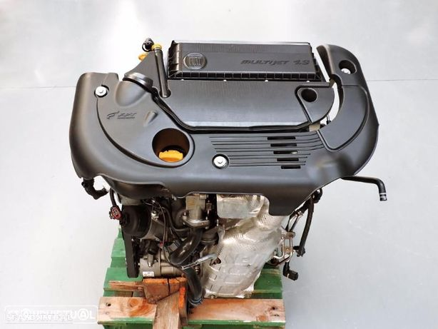Motor Fiat/Alfa Romeo 1.3 Multijet - 199B4000 / 169A1000