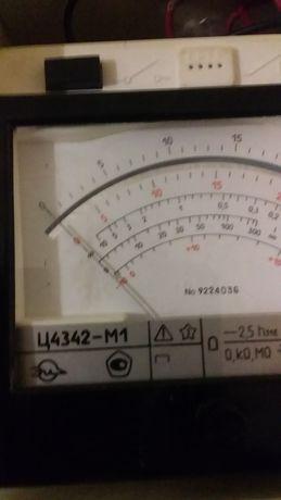 Тестер Ц 4342  М - 1