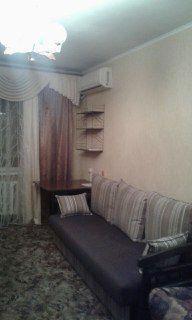 Приятная 1-к на Марсельская/Крымской. Укомплектованная мебелью и техн