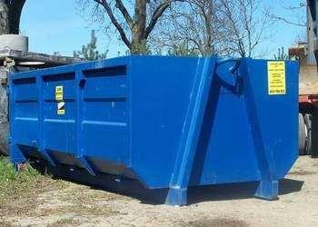 Wywóz gruzu śmieci odpadków budowlanych z mieszkań itp 120 zl m3