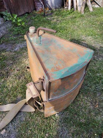 Stary Opylacz plecakowy