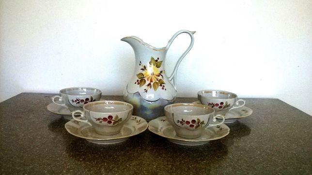 Чайный сервиз, новый, керамика