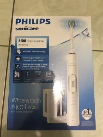 Philips Sonicare ProtectiveClean 6100 ze stacją UV