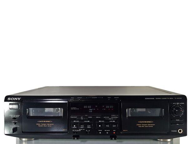 Magnetofon SONY TC-WE505