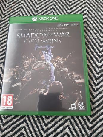 Gra na konsole Xbox one Shadow of war Cień wojny