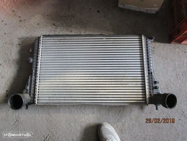 Radiador intercooler 3C0145805F VW / PASSAT / 2007 / 1.9TDI /
