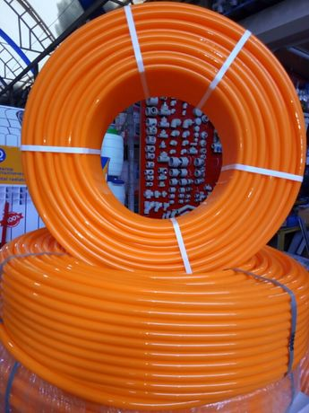 Труба для теплого пола, водяна підлога PEX-A 16x2.0 EVOH