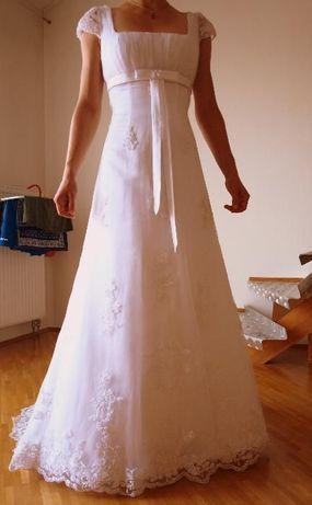 suknia ślubna Kristi
