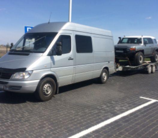 Услуги евакуатора Украина Европа
