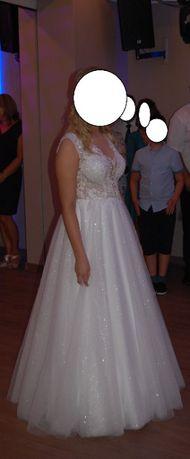 Suknia ślubna, model Magia