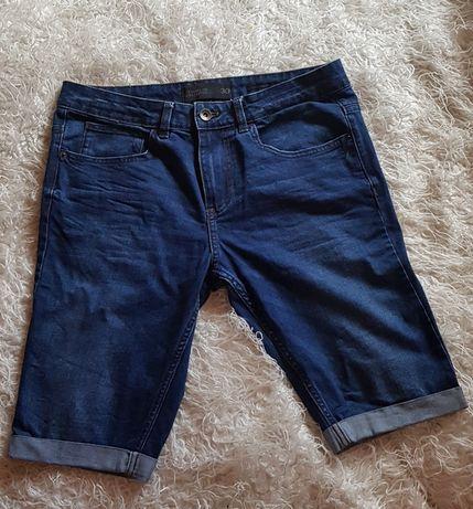 Jeans krótkie szorty. Reserved. S