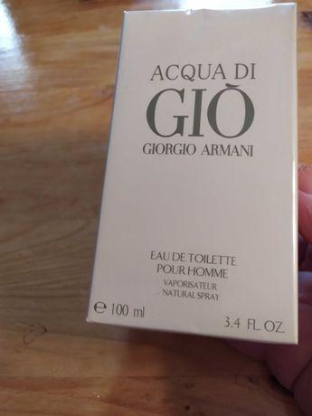 Acqua Di Gio  мужская туалетная вода