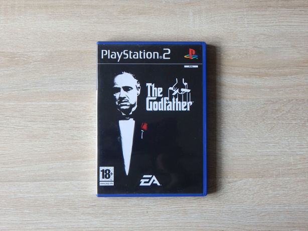 The Godfather Gry PS2 Play Station 2