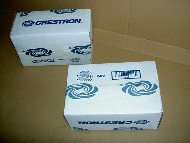 Nowy CRESTRON DIN-4DIMFLV4 moduł sterowania